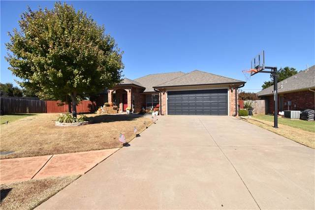 13217 SW 2nd Terrace, Yukon, OK 73099 (MLS #887611) :: Homestead & Co