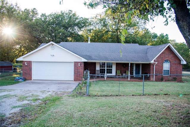 19733 Johnson Avenue, Purcell, OK 73080 (MLS #887623) :: Erhardt Group at Keller Williams Mulinix OKC