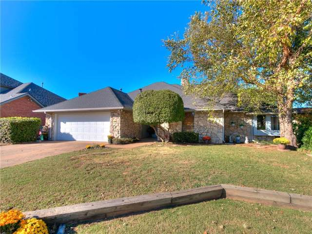 11708 Heritage Square Road, Oklahoma City, OK 73120 (MLS #887624) :: Homestead & Co