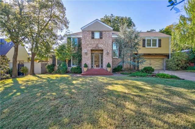 6502 N Lenox Avenue, Nichols Hills, OK 73116 (MLS #887626) :: Homestead & Co