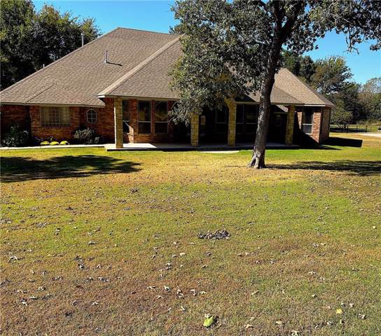 1401 Timber Ridge Drive, Choctaw, OK 73020 (MLS #887628) :: Homestead & Co