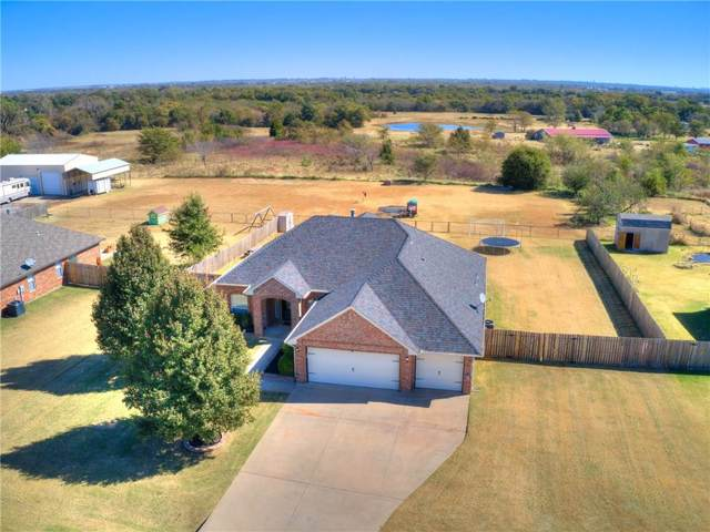 466 Fleenor Lane, Newcastle, OK 73065 (MLS #887636) :: Erhardt Group at Keller Williams Mulinix OKC