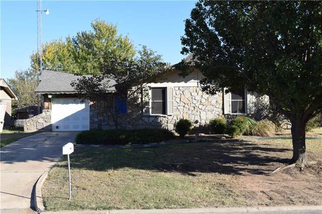 1110 SE 40th Street, Lawton, OK 73501 (MLS #887865) :: Homestead & Co