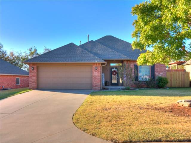 426 Clear View Drive, Washington, OK 73093 (MLS #887940) :: Erhardt Group at Keller Williams Mulinix OKC