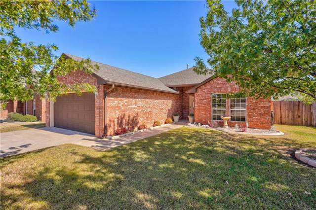 4724 Stag Horn, Yukon, OK 73099 (MLS #887987) :: Homestead & Co