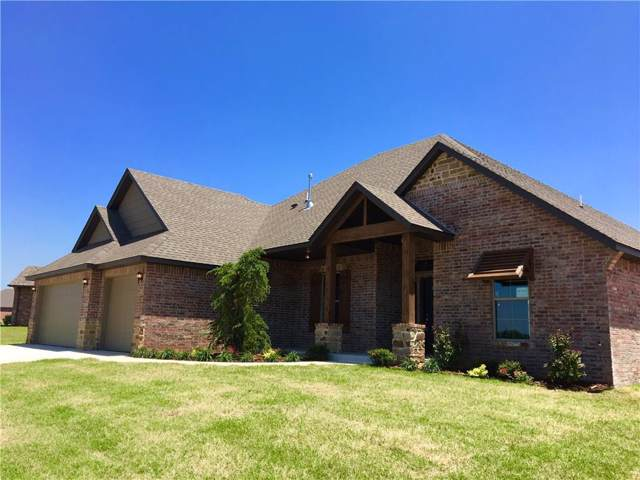 16001 SE 82nd Street, Choctaw, OK 73020 (MLS #887997) :: Erhardt Group at Keller Williams Mulinix OKC