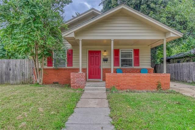 312 E Daws Street, Norman, OK 73069 (MLS #888244) :: Homestead & Co