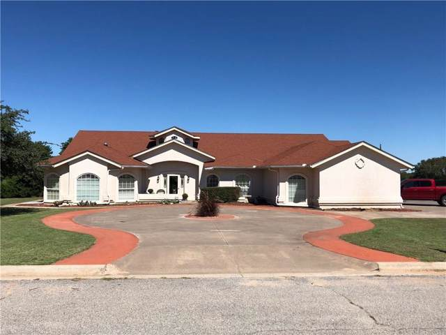 7 Fairway Drive, Sayre, OK 73662 (MLS #888313) :: Homestead & Co