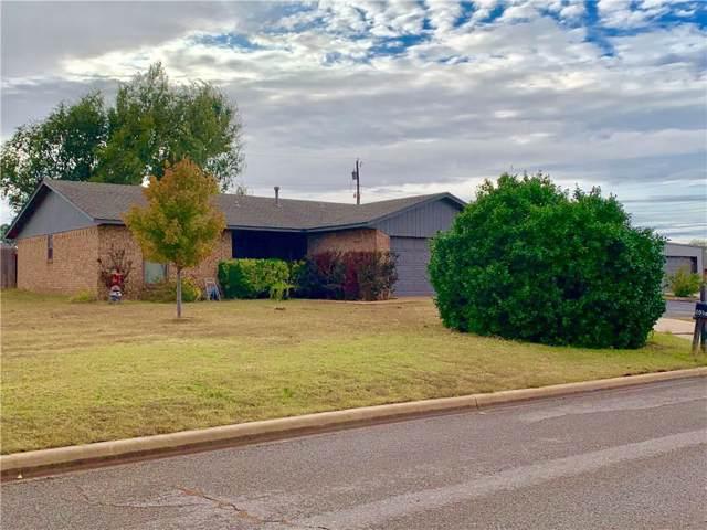 103 Oakridge Drive, Elk City, OK 73644 (MLS #888345) :: Homestead & Co