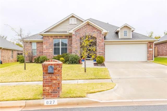 627 Sedona Drive, Norman, OK 73071 (MLS #888411) :: Homestead & Co