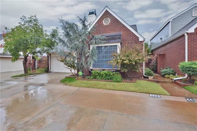 8656 N May Avenue 44B, Oklahoma City, OK 73120 (MLS #888503) :: Homestead & Co