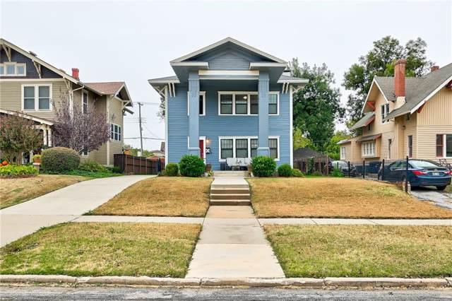 2905 N Hudson Avenue, Oklahoma City, OK 73103 (MLS #888531) :: Homestead & Co