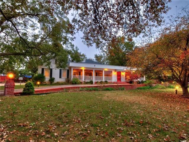 510 Clegern Drive, Edmond, OK 73034 (MLS #888560) :: Homestead & Co