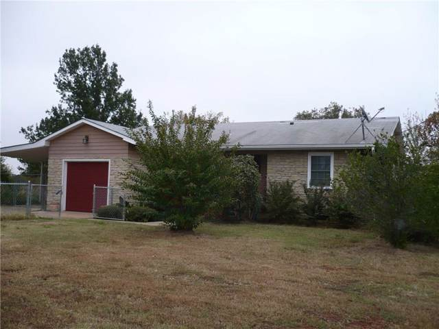 17301 Bethel Road, Shawnee, OK 74801 (MLS #888596) :: Homestead & Co