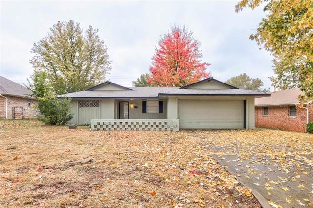 1024 W Peebly Drive, Midwest City, OK 73110 (MLS #888618) :: Homestead & Co