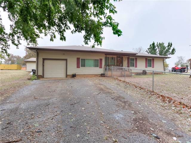 108 N Dogwood Street, Luther, OK 73054 (MLS #888636) :: Homestead & Co