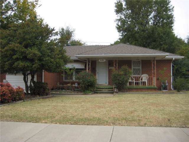 1101 E Lindsey Street, Norman, OK 73071 (MLS #888697) :: Homestead & Co