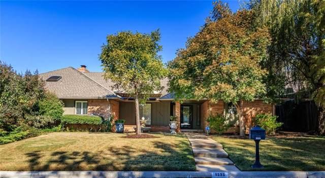 1525 Duffner Drive, Oklahoma City, OK 73118 (MLS #888720) :: Erhardt Group at Keller Williams Mulinix OKC