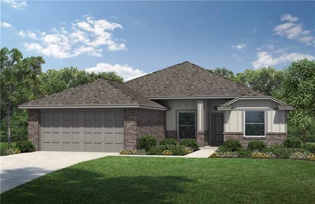 4813 Apatite Bluff Drive, Oklahoma City, OK 73179 (MLS #888721) :: Homestead & Co