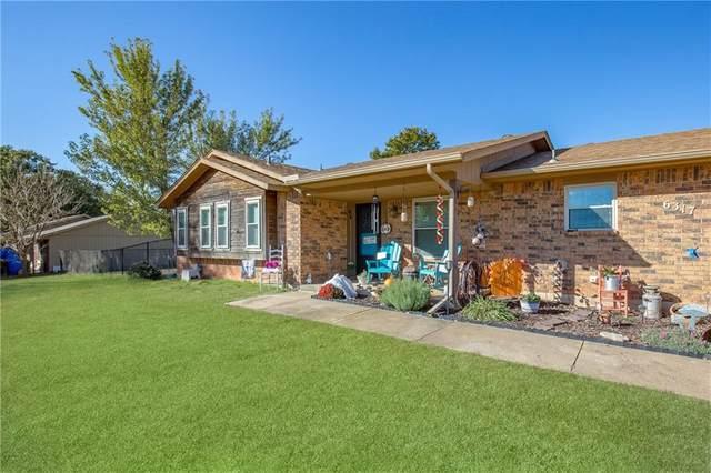 6317 Futurity Drive, Harrah, OK 73045 (MLS #888737) :: Sold by Shanna- 525 Realty Group