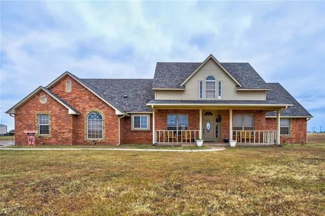 6468 Sara Road Ne, Piedmont, OK 73078 (MLS #888751) :: Homestead & Co