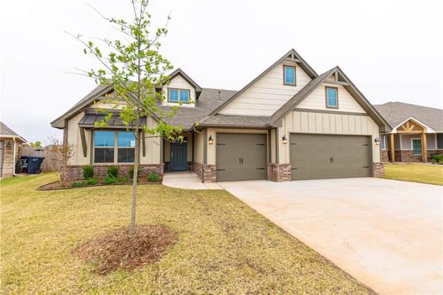 3128 Brookstone Ridge, Mustang, OK 73099 (MLS #888776) :: Homestead & Co