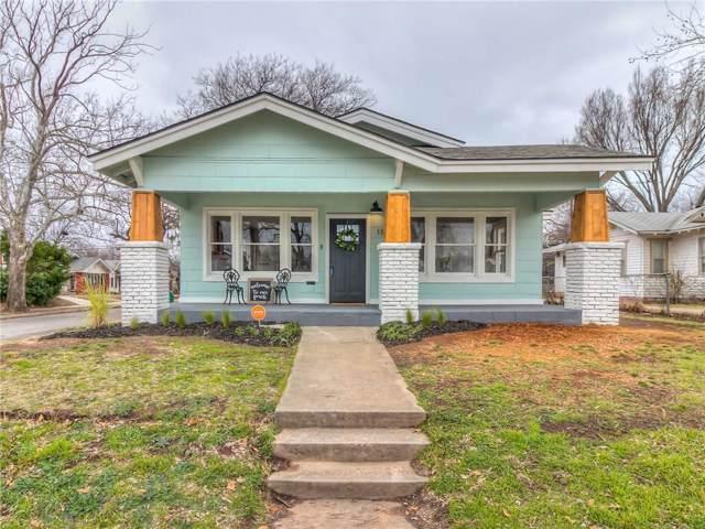 1129 N Mckinley Avenue, Oklahoma City, OK 73106 (MLS #888823) :: Homestead & Co
