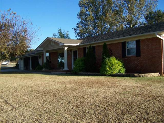 41248 E County Road 1510 Road, Pauls Valley, OK 73075 (MLS #888826) :: Homestead & Co
