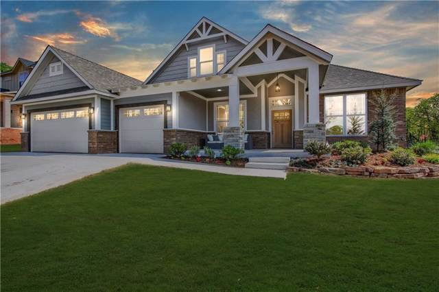 8600 Snow Court, Edmond, OK 73034 (MLS #888841) :: Homestead & Co