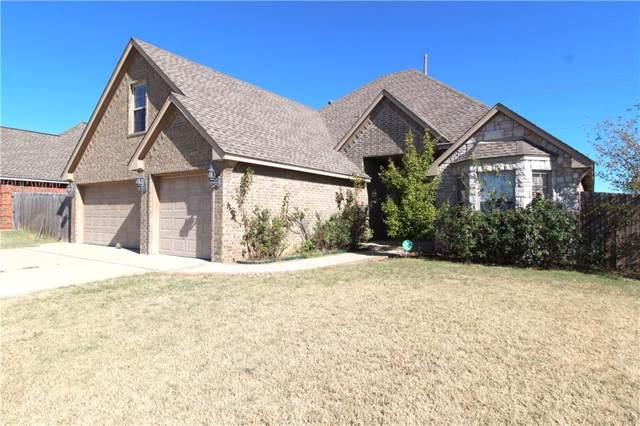 613 Summit Hollow Drive, Norman, OK 73071 (MLS #888846) :: Homestead & Co