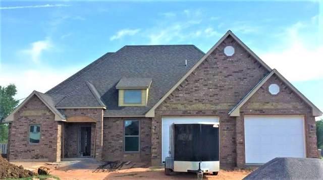 1130 Mt Pinchot Avenue, Lawton, OK 73507 (MLS #888853) :: Homestead & Co