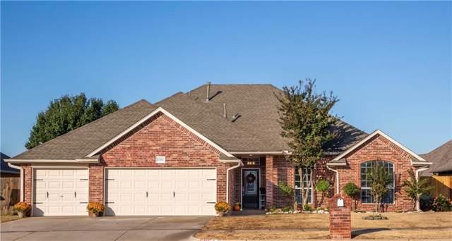 17117 Gladstone Lane, Edmond, OK 73012 (MLS #888882) :: Homestead & Co