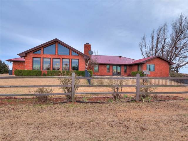 29039 State Highway 33 Road, Cashion, OK 73016 (MLS #889050) :: Homestead & Co