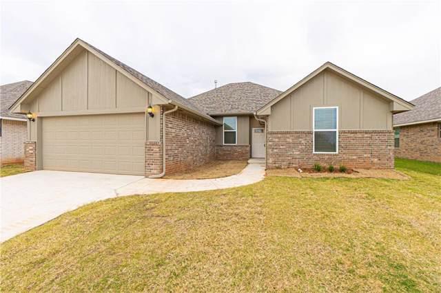 1217 Pebble Pond Drive, Norman, OK 73071 (MLS #889111) :: Homestead & Co