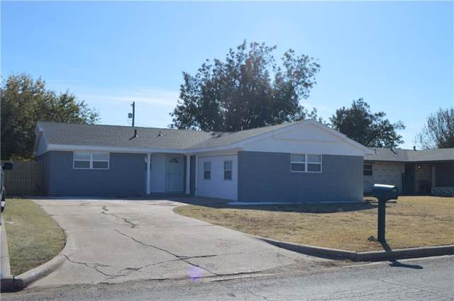 104 W 12th Street, Snyder, OK 73566 (MLS #889165) :: Homestead & Co