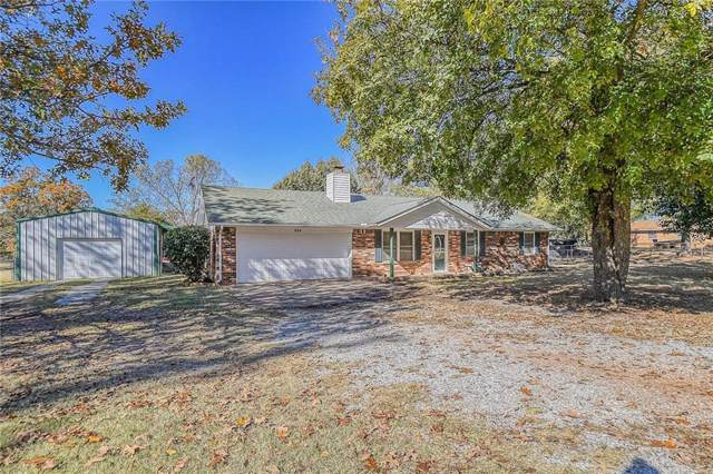 118 Connolly Drive, McLoud, OK 74851 (MLS #889176) :: Homestead & Co