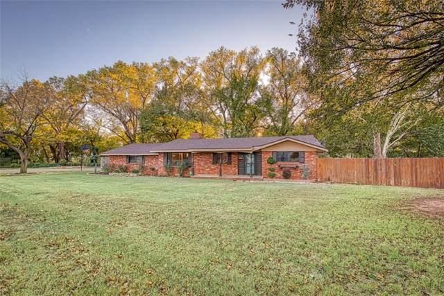 1000 N College Street, Cordell, OK 73632 (MLS #889189) :: Homestead & Co