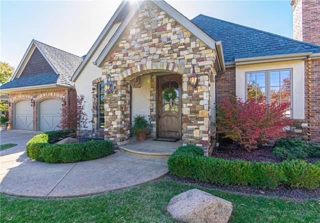 1608 N Queenstown Road, Nichols Hills, OK 73116 (MLS #889232) :: Keri Gray Homes