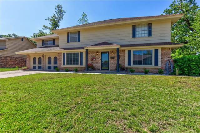 8324 NW 27th Street, Bethany, OK 73008 (MLS #889283) :: Homestead & Co