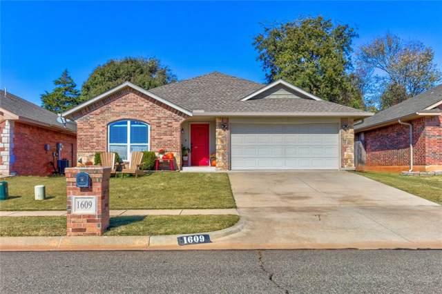 1609 Rangeline Road, Norman, OK 73071 (MLS #889336) :: Homestead & Co