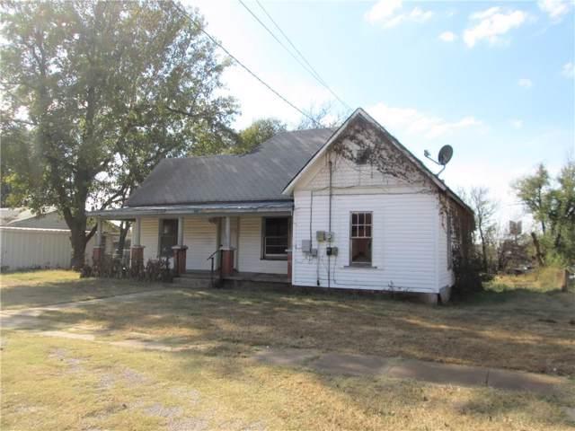 603 S Lester Lane, Purcell, OK 73080 (MLS #889338) :: Homestead & Co