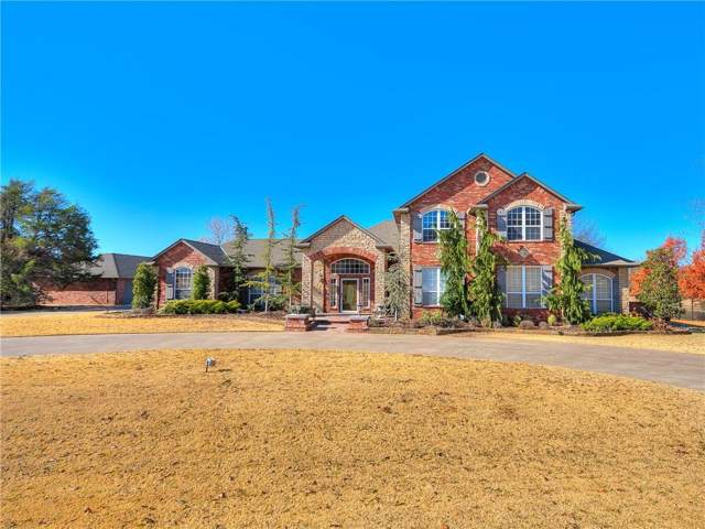 305 W Waterfront Drive, Tuttle, OK 73089 (MLS #889357) :: Homestead & Co