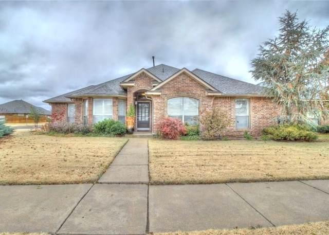 7500 NW 132nd Street, Oklahoma City, OK 73142 (MLS #889412) :: Homestead & Co