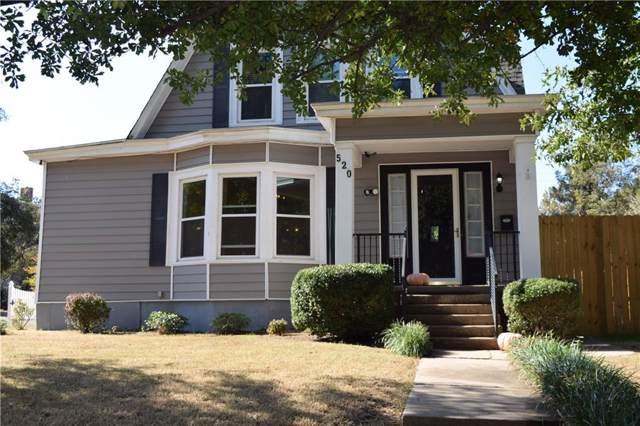 520 S Williams, El Reno, OK 73036 (MLS #889454) :: Homestead & Co