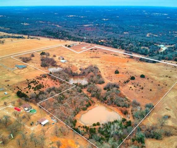 32 Acres Mol On E Forrest Hills Rd., Guthrie, OK 73044 (MLS #889475) :: Homestead & Co