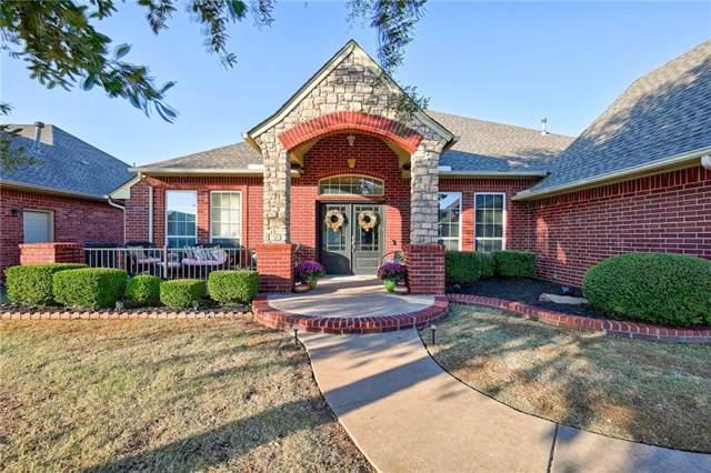 7517 NW 133rd Street, Oklahoma City, OK 73142 (MLS #889485) :: Homestead & Co