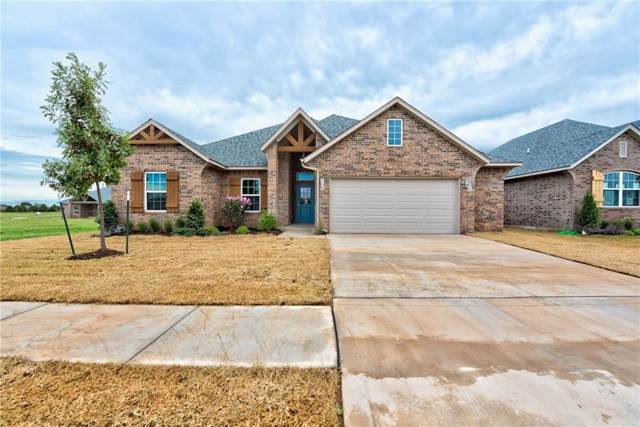 16708 Aragon Lane, Oklahoma City, OK 73170 (MLS #889555) :: KING Real Estate Group