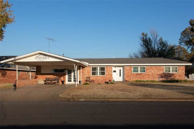 1302 N Prouty Street, Watonga, OK 73772 (MLS #889612) :: Homestead & Co