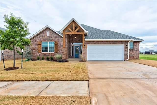 16714 Aragon Lane, Oklahoma City, OK 73170 (MLS #889633) :: KING Real Estate Group