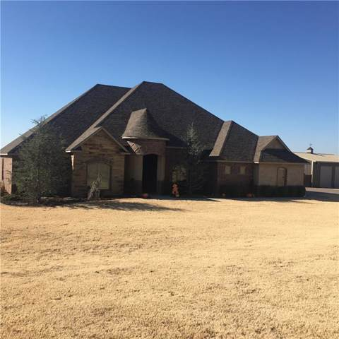 1213 W Mountain Heights, Fort Cobb, OK 73038 (MLS #889654) :: Homestead & Co